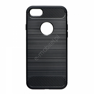 Etui Carbon Apple iPhone 7/8 Plus czarne