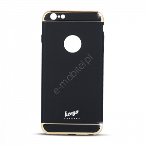 Etui Beeyo Smooth Apple iPhone 6/6S czarne