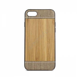 Etui Wooden Apple iPhone 5/5S/SE Wzór 1