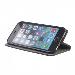 Etui Smart Magnet Apple iPhone 5/5S/5SE czarne
