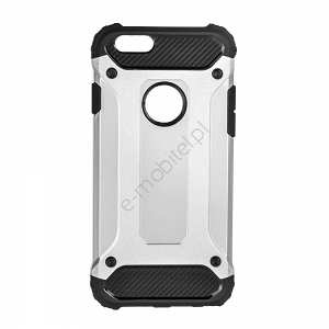 Etui Armor Case Apple iPhone 6/6S srebrne