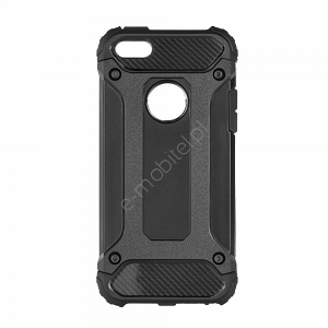 Etui Armor Case Apple iPhone 5/5S/SE czarne